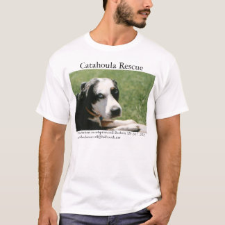 Catahoula Rescue Florida T-Shirt