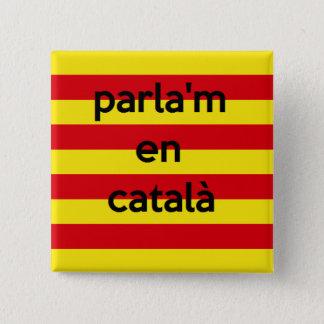 Catalan Language Button