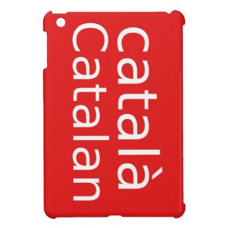 Catalan Language Design iPad Mini Case