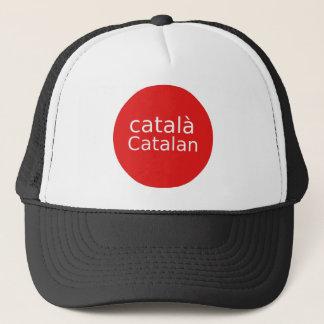 Catalan Language Design Trucker Hat