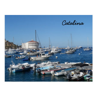 Catalina, California Postcard
