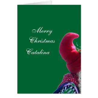Catalina Card