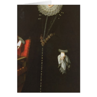 Catalina de la Cerda, Duchess of Lerma, 1602 Card