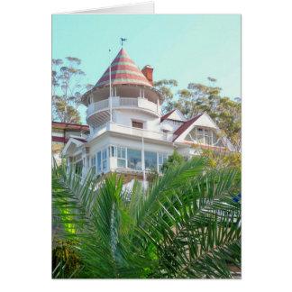 Catalina Holly House 2 Card