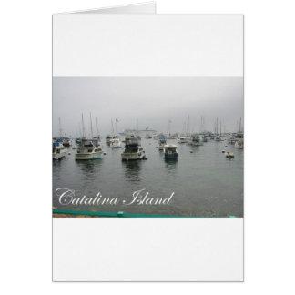 Catalina Island 4 Card