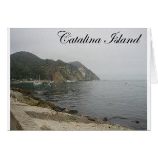 Catalina Island 5 Card