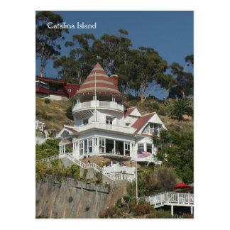 Catalina Island, California Postcard