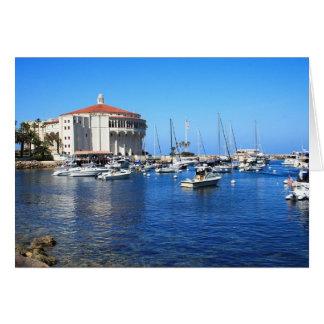 Catalina Island Card