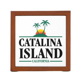 Catalina Island Desk Organiser