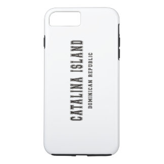 Catalina Island Dominican Republic iPhone 7 Plus Case