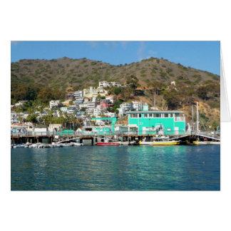 Catalina Pleasure Pier Card