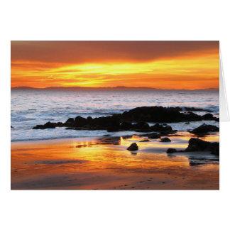 Catalina Sunset Card