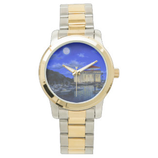 Catalina UFO Mens watch by Snake Jagger