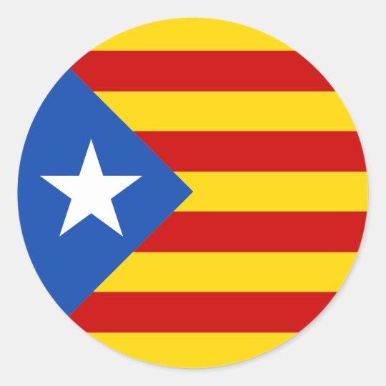 Catalonia Estrellada Sticker