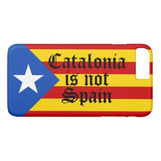 Catalonia Is Not Spain Estelada iPhone 8 Plus Case