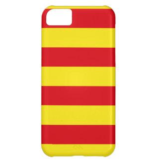 Catalonia (Spain) Flag iPhone 5C Case