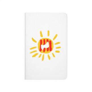 Catalunya Pau i Llibertat Notebook. by OR Designs. Journal