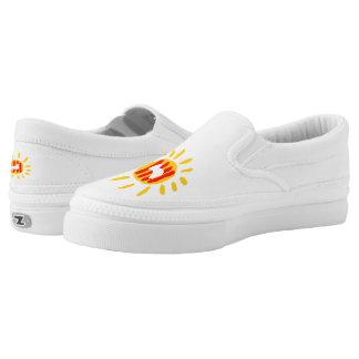 Catalunya sol i colom pau Zipz Slip On Shoes