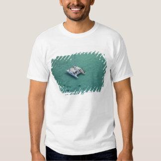Catamaran, Mamanuca Islands, Fiji, South Pacific Shirt