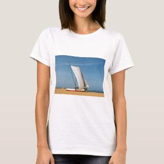 Catamaran, Negombo Beach, Sri Lanka T-Shirt