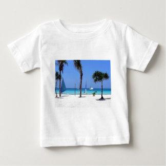 Catamaran on the Beach - Sunny Day Shirts