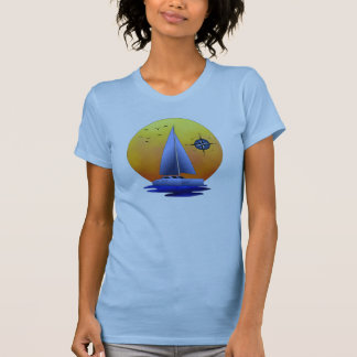 Catamaran Sailing T Shirts