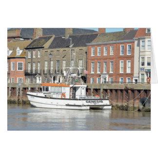 Catamaran Workboat Genesis Cards