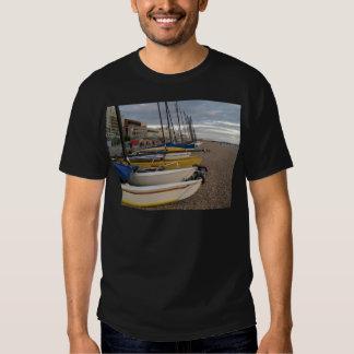 Catamarans On The Beach Shirts