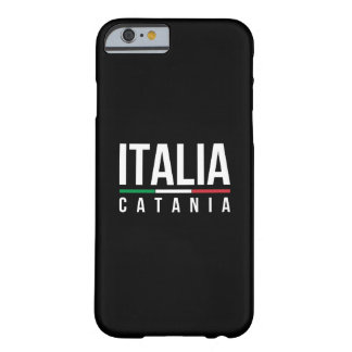 Catania Italia Barely There iPhone 6 Case