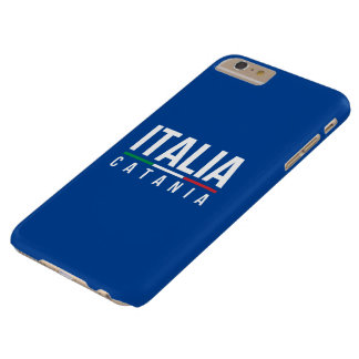 Catania Italia Barely There iPhone 6 Plus Case