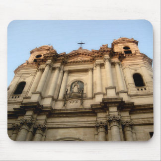 Catania Italy Cathedral Mouse Pad