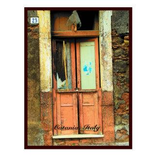 Catania. Italy Postcard