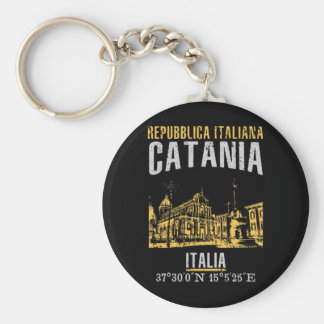 Catania Key Ring