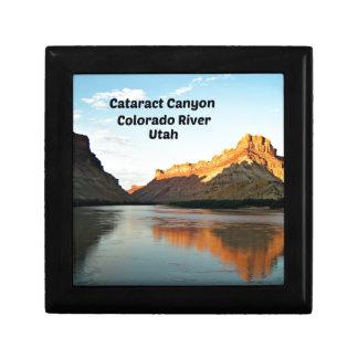 Cataract Canyon, Colorado River, UT Gift Box