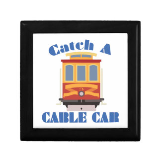 Catch A Cable Car Gift Box