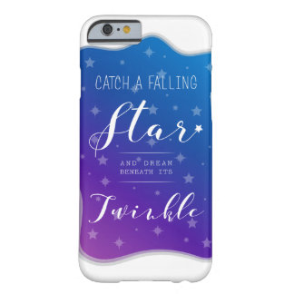 Catch a Falling Star Barely There iPhone 6 Case