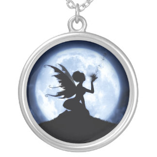 Catch a Falling Star Fairy Necklace