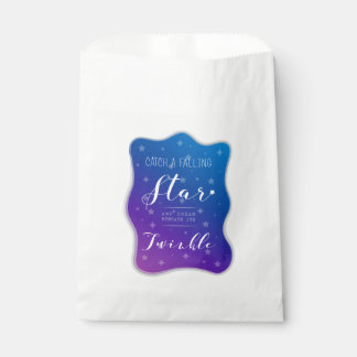 Catch a Falling Star Favour Bag