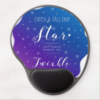 Catch a Falling Star Gel Mouse Pad