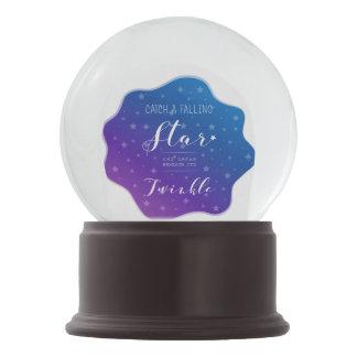 Catch a Falling Star Snow Globe