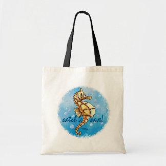 Catch a Wave Seahorse bag