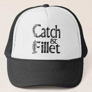 Catch & Fillet Trucker Hat