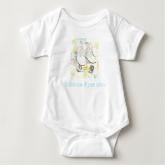 Catch me if you can baby bodysuit