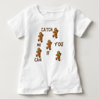 Catch Me If You Can Baby Romper Baby Bodysuit