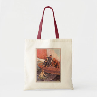 Catch of the Day Budget Tote Bag