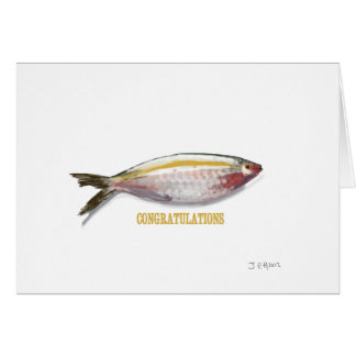 Catch of the Day! Greeting Card