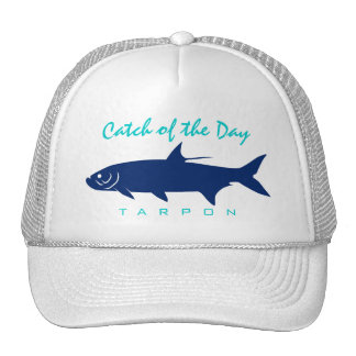 Catch of the Day - Tarpon Fishing Hat