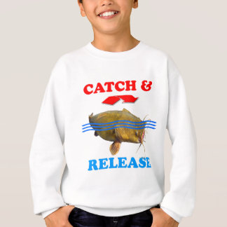 Catch & Release Catfish Sweatshirt