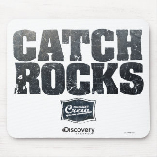 Catch Rocks Mousepad