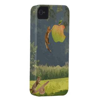 Catch the Apple Iphone case iPhone 4 Case-Mate Case